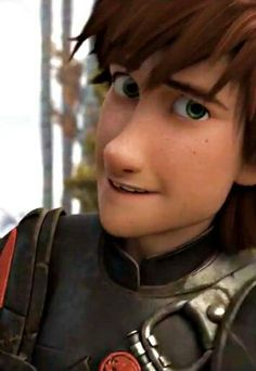 Handsome Hiccup. :)