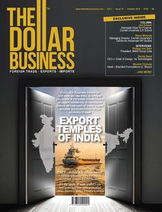 The Dollar Business Magazine October 2014 Issue Cover page
