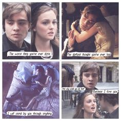 I'll stand by you through everything. Please just do the same for me, I hope your love for me is just as strong. #ChairGossipGirl