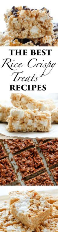 The BEST Rice Crispy Treat Recipes | eBay