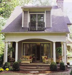 These are some of my favorite home styles and architectural elements I've ripped out of magazines over the years. Any one of these could be ...