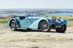 Bugatti Type 57SC Sport Tourer – 1937