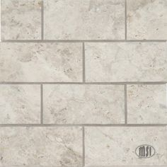 MSI Tundra Gray 3 in. x 6 in. Polished Marble Floor and Wall Tile sq. Subway Tile Colors, Marble Subway Tiles, Marble Floor, Tile Floor, Gray Marble, Stone Mosaic, Stone Tiles, Mosaic Tiles, Discount Tile