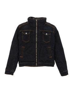 b1a03ac681e71 Gaudi - Boys Sherpa Lined Denim Jacket