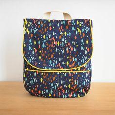 Backpack for children handmade