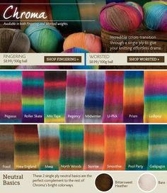 Chroma from Knit Picks - used for crocodile stitch baby booties.  Wool blend.