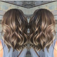 Tiger eye hairtrend 2016 in Ash blonde