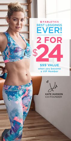 Yoga Pants, Fitness Apparel & Workout Clothes for Women Kate Hudson, Ms Gs, Athletic Wear, Workout Wear, Academia, Get In Shape, Swagg, Fitness Fashion, Yoga Pants