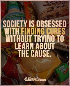 Truth! The cause is the cure