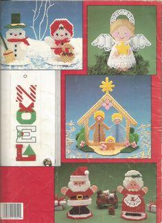 Christmas magic back cover