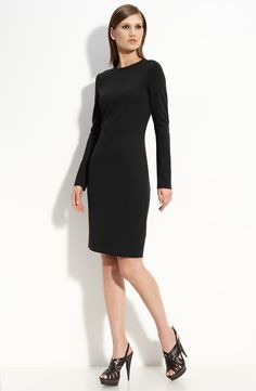 St. John Collection Milano Knit Dress | Nordstrom