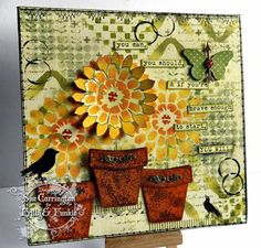 Stamping Sue Style: Stencil Mania ! http://stampingsuestyle.blogspot.co.uk/2015/04/stencil-mania_29.html