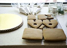 How to Make Gingerbread House Dough