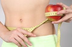 Download Free Stock Photos & Images:  - Slimming, Apple, Healthy Eating, Person. photo 0002031489RR