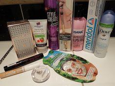 Mihaela Testfamily: Rossmann schön für mich Box Oktober 2016 - gerade auf Umwegen bei mir gelandet!  http://www.mihaela-testfamily.de  #sfmBox #schönfürmich #Rossmann #Beauty #Beautyblog #MakeUp #surprise #beautybox #makeup #hair #eyeshadow #skincare