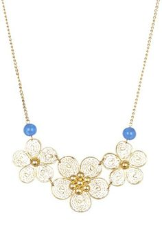 Flora Necklace by Non Specific on @HauteLook