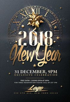 New Year Flyer Template. √ 30 New Year Flyer Template. 45 Premium and Free New Year S Eve Flyer Psd Templates for Invitation Card Design, Invitations, Invitation Flyer, Flyer Poster, New Year Banner, Free Flyer Templates, Design Templates, Promotional Flyers, New Year Designs