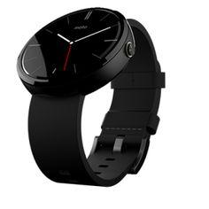 Motorola Moto 360 Smart Watch - Nero