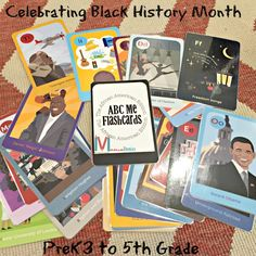 Ideas and resources for celebrating  Black History Month with your elementary school children. #blackhistorymonth #bhm #blackhistoryisamericanhistory