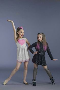 Maddie and Mackenzie edit not from me