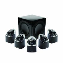 Mirage MX Channel Miniature High-Performance Speaker System, Set of Black, Includes five palm size speakers, Theater Systems Bose Home Theater, Best Home Theater System, Home Theater Speaker System, Home Theater Rooms, Audio System, Aleta, Electronics Projects, Electronics Gadgets, Video Home