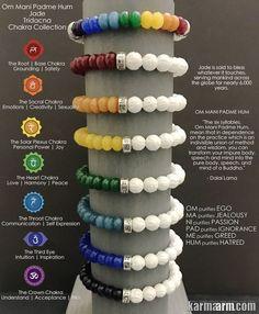 Chakra Bracelets: Rebalance and align each Chakra with these beautiful, unique bracelets. A bonus 7 chakra Bracelet is included in this set.#Beaded #Beads #Bijoux #Bracelet #Bracelets #Buddhist #Chakra #Charm #Crystals #Energy #gifts #gratitude #Handmade #Healing #Jewelry #Kundalini #LawOfAttraction #LOA #Macrame #Mala #Meditation #prayer #pulseiras #Reiki #Spiritual #Stacks #Womens #Yoga #YogaBracelets #fertility #Om #Mani #Padme #Hum #mantra