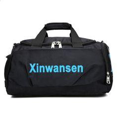 5d7fa68e26c 2018 Hot Velkokapacitní výcvikový vak Gym Bag Vodotěsný Sport Duffels Bag  Fitness Tašky Multifunkční rameno kabelka