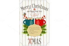 Christmas card @creativework247