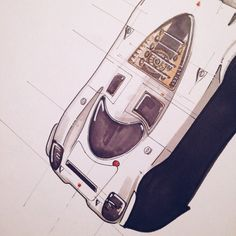 claeys jelle automotive artwork | gasolinephoto
