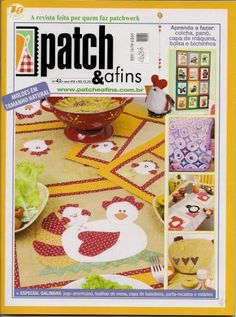 Patch Afins 42 - Alexandra Rocha - Picasa Web Albums