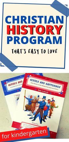 Christian History Homeschool Program