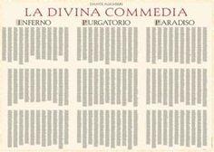 Stampe artistiche realizzate con l' ausilio e la lavorazione della cera, che riproducono in miniatura il testo completo della divina commedia.