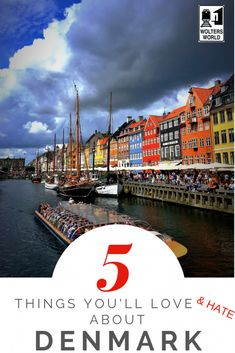 5 Love & Hates of a Denmark Vacation - Wolters World - If you are planning to visit Denmark, you should know the five things you're going to love, and t - Denmark Europe, Visit Denmark, Amazing Destinations, Travel Destinations, European Travel, Travel Europe, Travel Guides, Travel Tips, New Travel