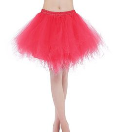 Amazon.com: Wedtrend Women's Mini Tutu Ballet Bubble Tutu with Multi-layer Frilly Petticoat: Clothing