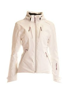 Schoffel 2013 Swift Womens Ski Jacket White
