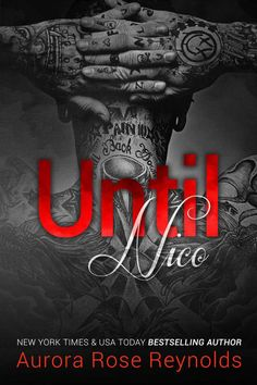 Until Nico (Until Series Book 4), Aurora Rose Reynolds, Sara Eirew, Kayla Robichaux, Hot tree editing, Mickey editing - Amazon.com
