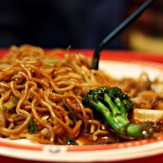 Make our Panda Express Chow Mein Recipe at home tonight for your family. With our Secret Restaurant Recipe your Chow Mein will taste just like Panda Express'. Panda Express Chow Mein Recipe Ingredients 1/4 cup Soy Sauce 1 tablespoon Brown Sugar 1-2 cloves of Garlic, grated 1 teaspoon fresh Ginger, grated Ground Black Pepper, to taste 2 tablespoons Vegetable Oil About 15 ounces Yakisoba Noodles 2/3 cup Celery, chopped diagonally 1/2 medium Onion, thinly sliced 2 cups (heaping) C...