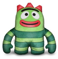 15 best retired ppw toys yo gabba gabba images on pinterest yo