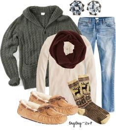 """""""Comfy and Cozy Are We"""" by taytay-268 on Polyvore"""