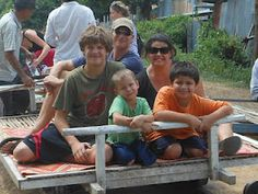 Family Travel Blog for Nomadic World Travel with Kids: 9 Rules for New Homeschooling Parents