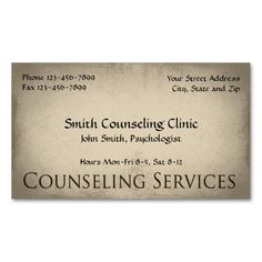194 best mental health counselor business cards images on pinterest counselor psychologist mental health business card colourmoves