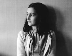 Anne Frank poses in 1941 in this photo made available by Anne Frank House in Amsterdam, Netherlands.