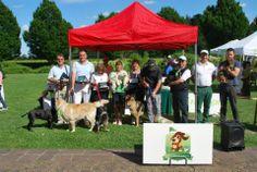 """Gara di golf """"Con Fido in 9 buche"""".  Golf contest: """"With Fido in 9 hole"""". www.trainer.eu"""