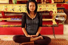 The Most Simple Meditation Technique To Quieten Your Mind And Be Present - The Power of Ideas