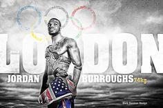Burroughs #wrestling