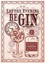 Image result for Vintage-Gin-posters