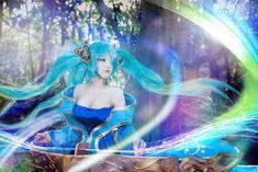 Misa(Misa*米砂) Sona Cosplay Photo - Cure WorldCosplay