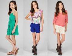 Resultado de imagen para looks niñas de 12 años moda