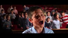"""This is an extremely witty and fun video of the Yeshiva Boy's Choir performing Eli Gerstner's """"Ah Ah Ah (Ashrei)"""". It's incredibly catchy, and it features some wonderfully talented soloists."""