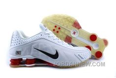 http://www.jordannew.com/mens-nike-shox-r4-shoes-white-red-black-lastest.html MEN'S NIKE SHOX R4 SHOES WHITE/RED/BLACK LASTEST Only $75.43 , Free Shipping!